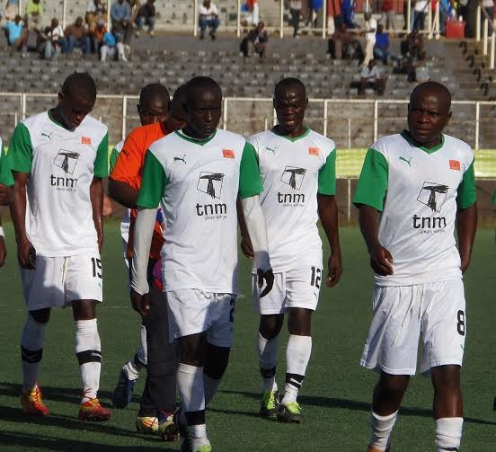 Mafco players frustrated .Photo-Jeromy-Kadewere